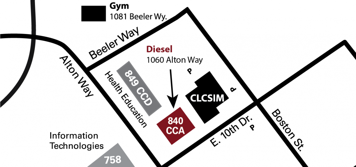 cca lowry campus building 840 location map