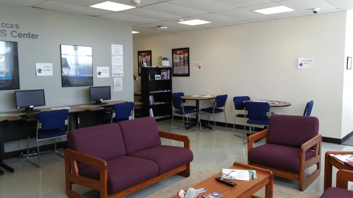Picture of the Career Center