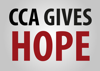 CCA Gives Hope Image