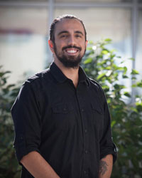 Edward Ali Caglayan, 2015 CCA Student Success Winner