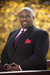 Derrick Haynes, Executive Director of Advising Services