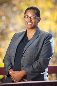 Tamara White, Dean of Students