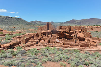 Some Native American Ruins