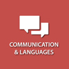 Communication and Languages Icon