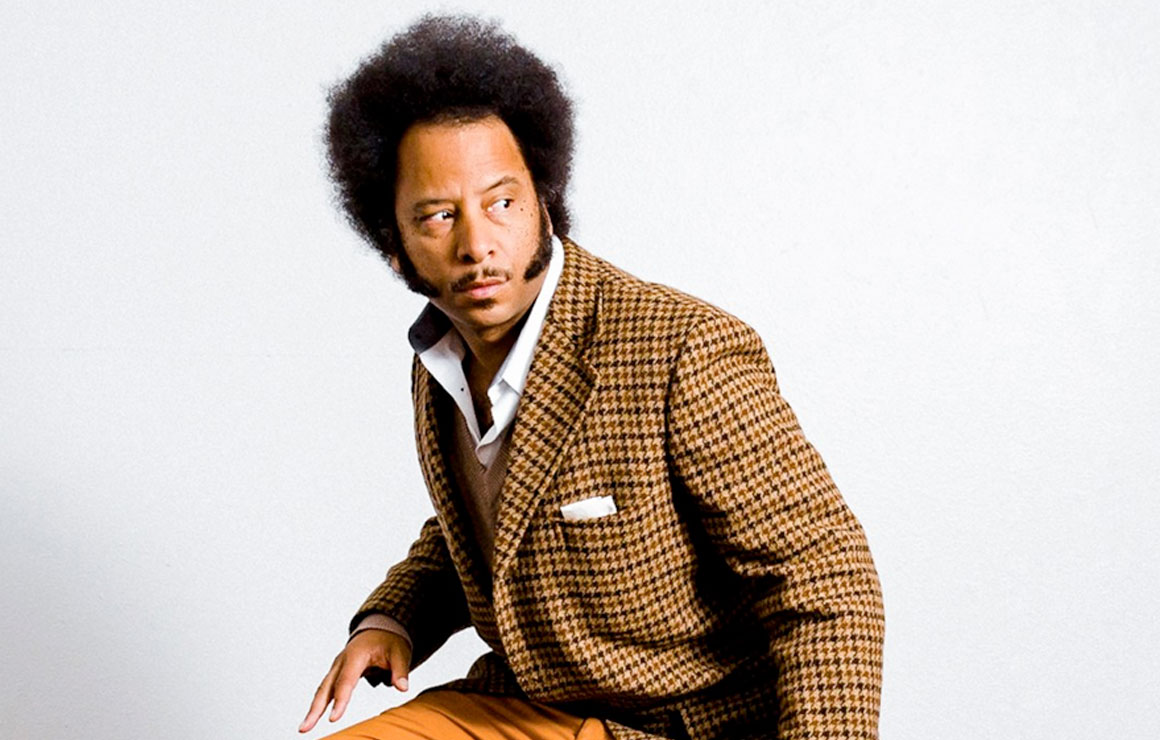An image of Boots Riley