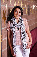 Maria Alejandra Garibay Campos, student attending college in CO